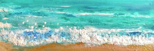 Painting - Surf N Turf by Denise Morencie