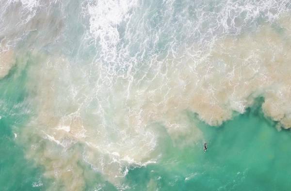 Photograph - Surf Vibes by Matt Shiffler