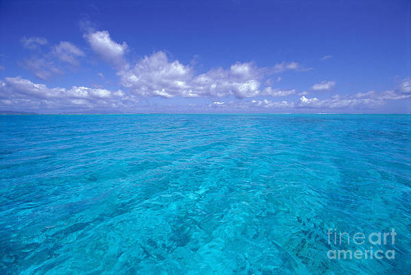 Expanse Photograph - Surface Ripples by Ron Dahlquist - Printscapes