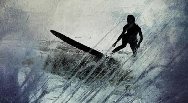 Photograph - Surfer Streaks by Alice Gipson