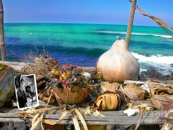 Wall Art - Photograph - Surfer's Altar by Uldra Patty Johnson