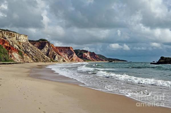Photograph - Surfing Paradise - Brazil by Carlos Alkmin