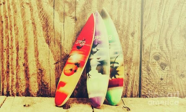 Surfboard Photograph - Surfing Still Life Artwork by Jorgo Photography - Wall Art Gallery