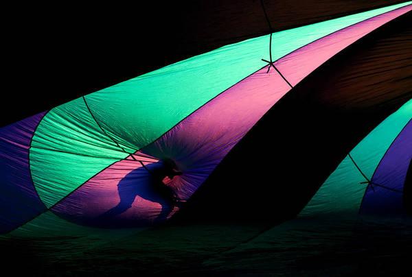 Silk Photograph - Surfing The Silk by Mike  Dawson
