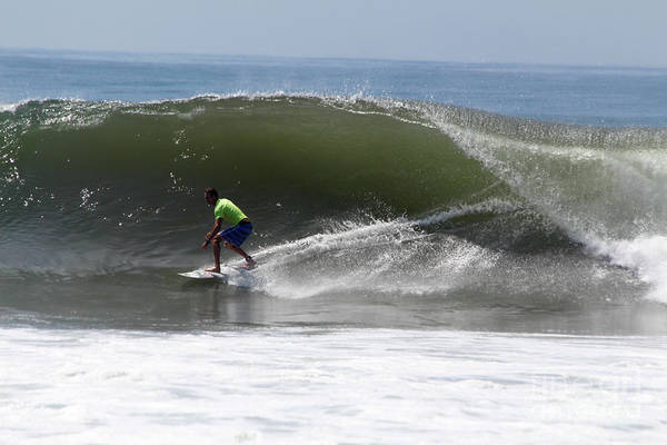 El Salvador Photograph - Surfing The Waved.1 by Eyal Aharon