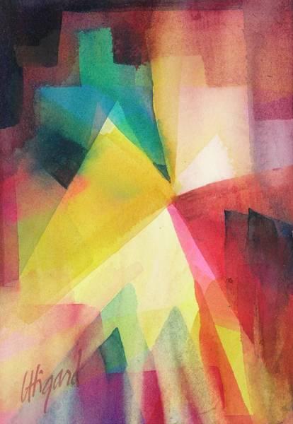 Painting - Surprise by Carolyn Utigard Thomas