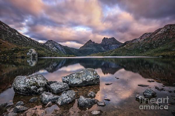 Tasmanian Photograph - Surreal Majesty by Evelina Kremsdorf