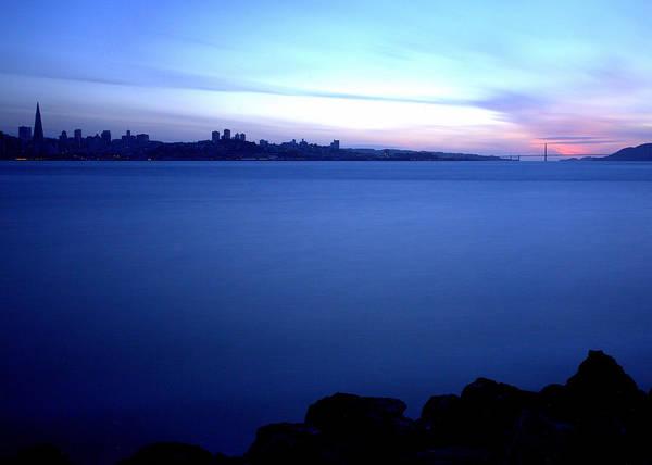Photograph - Surreal San Francisco by John King