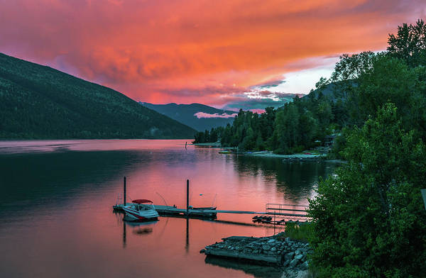 Nelson Bc Photograph - Surreal Spectacular And Stunning by Joy McAdams