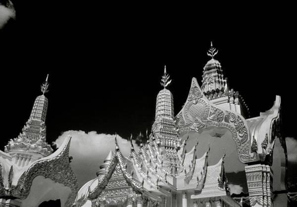Photograph - Surrealism At Wat Arun by Shaun Higson