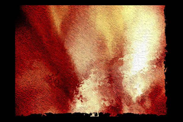 Painting - Surrender K by John Emmett