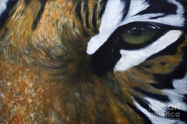 Wall Art - Painting - Survivor by Julie Bond