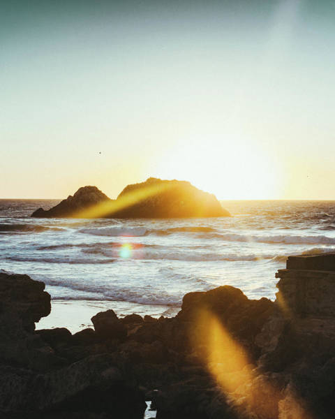 Photograph - Sutro Baths by Lee Harland