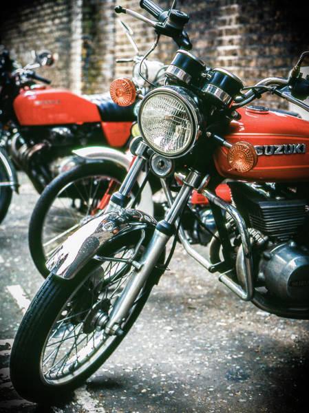 Photograph - Suzuki by Samuel M Purvis III
