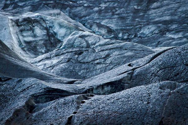 Photograph - Svinafellsjokull Glacier - Iceland by Stuart Litoff