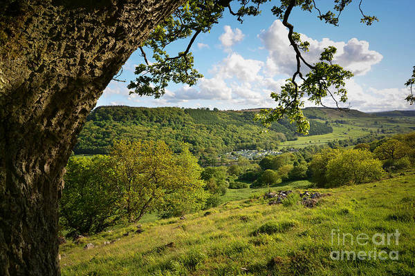 Yorkshire Wall Art - Photograph - Swaledale Views by Smart Aviation