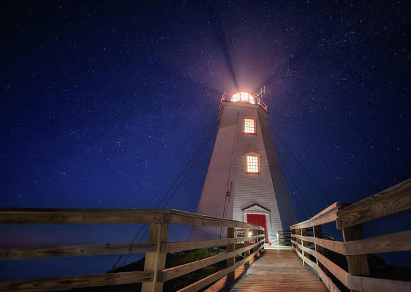 Photograph - Swallow Tail Lighthouse by Tracy Munson