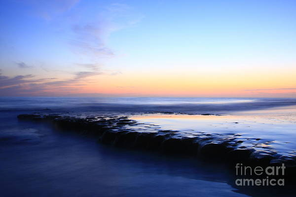 Photograph - Swamis Sunset by John F Tsumas