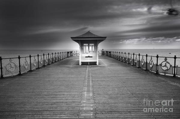 Dorset Wall Art - Photograph - Swanage Pier by Smart Aviation