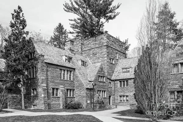 Photograph - Swarthmore College Worth Hall by University Icons