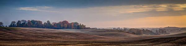 Photograph - Sweeping Farm by David Heilman
