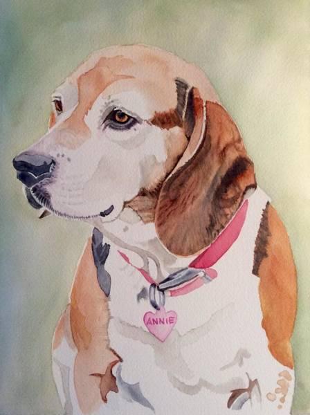 Painting - Sweet Annie by Sonja Jones