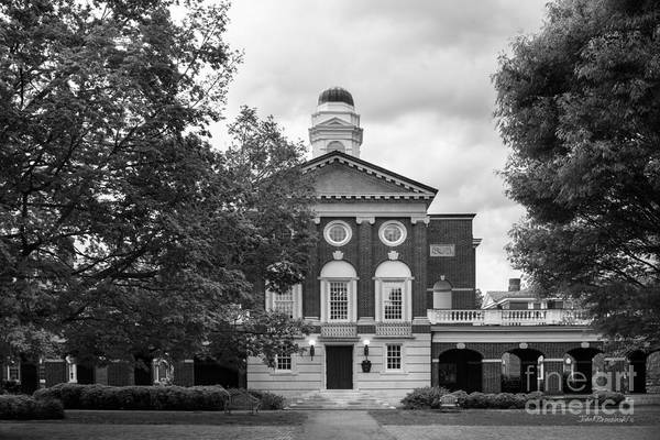 Photograph - Sweet Briar College Pannell Cente by University Icons