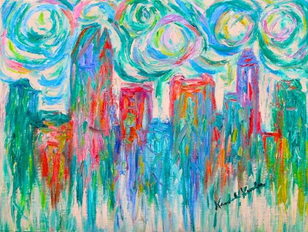 Painting - Sweet Charlotte  by Kendall Kessler