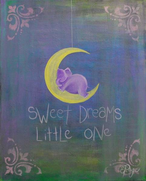 Painting - Sweet Dreams  by Emily Page