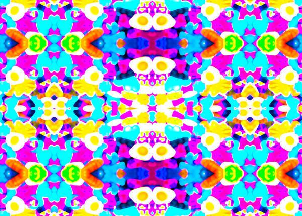 Psychedelia Digital Art - Sweet Dreams by Robyn Parker