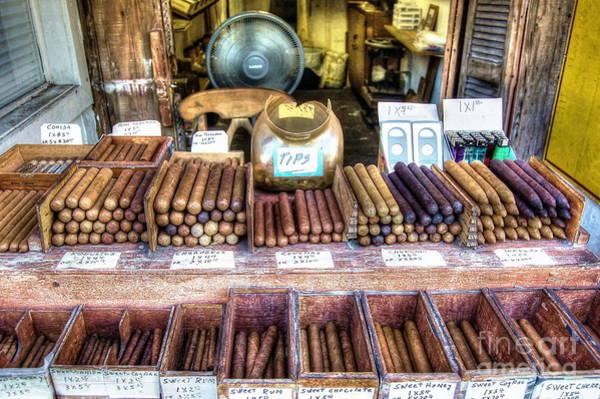 Cigar Photograph - Sweet Habano by Debbi Granruth