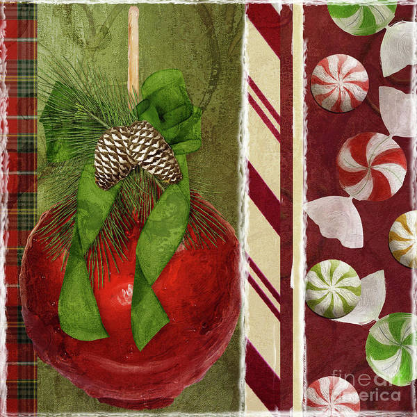 Wall Art - Painting - Sweet Holiday II by Mindy Sommers
