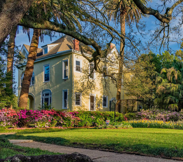 Charles Mansion Photograph - Sweet Home New Orleans 4 by Steve Harrington