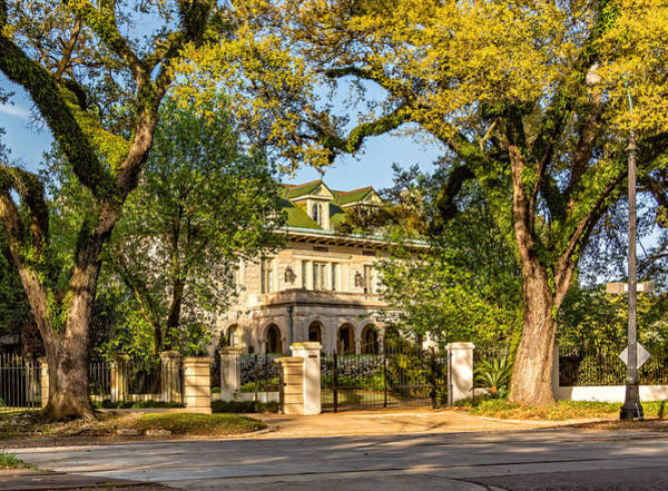 Charles Mansion Photograph - Sweet Home New Orleans 5 by Steve Harrington