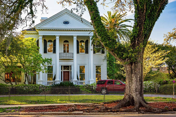 Charles Mansion Photograph - Sweet Home New Orleans 6 by Steve Harrington