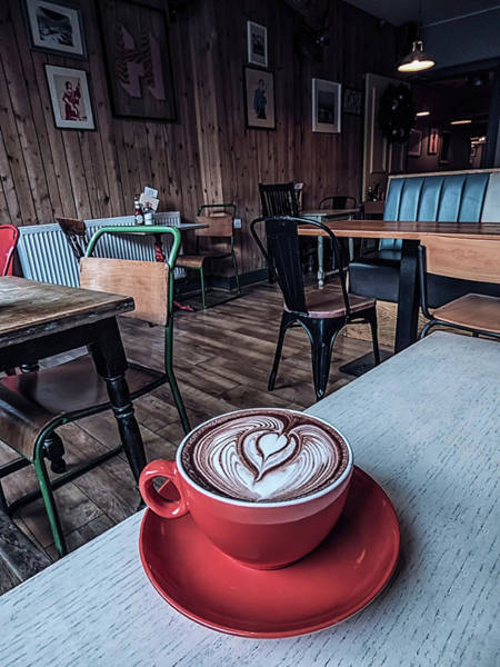 Greater Manchester Wall Art - Photograph - Sweet Like Chocolate by Kat Gardiner