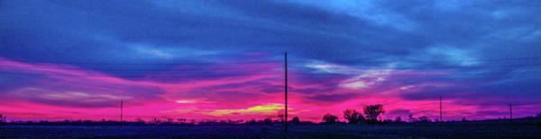 Photograph - Sweet Nebraska Sunset 006 by NebraskaSC