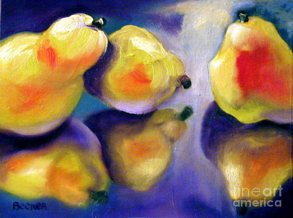 Painting - Sweet Reflection by Susan A Becker