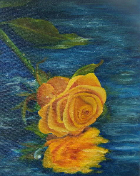 Painting - Sweet Remembrance Reflected by Susan Dehlinger
