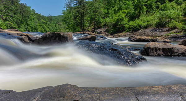 Photograph - Sweetwater Creek Long Exposure by Keith Smith