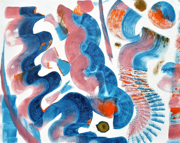 Spin Painting - Swight by Sumit Mehndiratta
