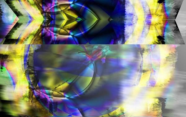 Digital Art - Swimming.. by Art Di