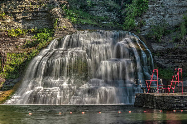 Photograph - Swimming Hole by Rod Best