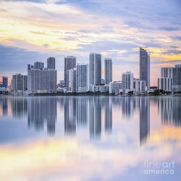 South Florida Wall Art - Photograph - Swim In The Light by Evelina Kremsdorf