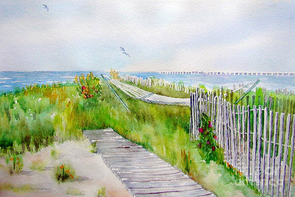 Painting - Swing Breeze by Amy Kirkpatrick
