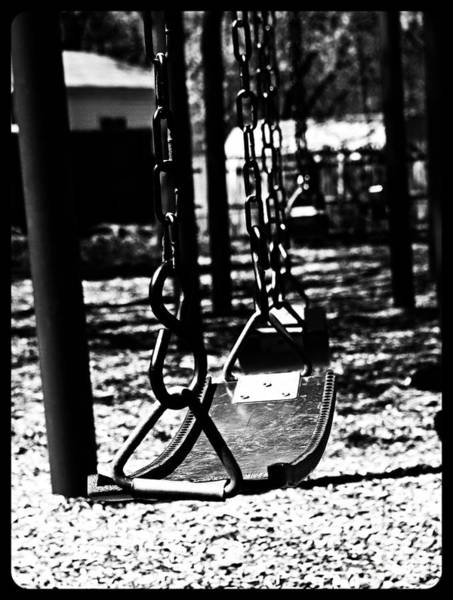 Photograph - Swing by Frank J Casella