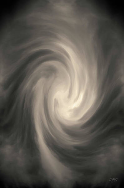 Photograph - Swirl Wave Iv Toned by David Gordon
