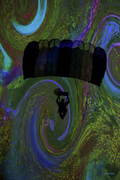 Photograph - Swirling Air Bath by Lesa Fine