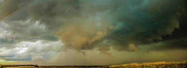 Tormenta Wall Art - Photograph - Swirling Nebraska Supercells 001 by NebraskaSC