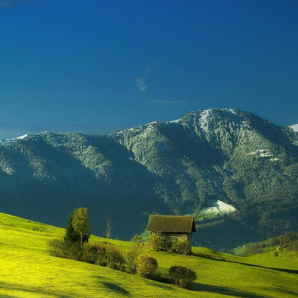 Ceca Wall Art - Photograph - Swiss Landscape by Svetlana Peric